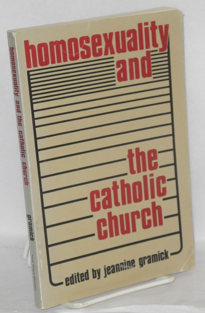 Homosexuality and the Catholic Church. Jeannine Gramick.