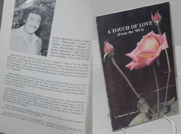 A Touch of Love (from the 1960s). E. Martin de Larkin Jr.