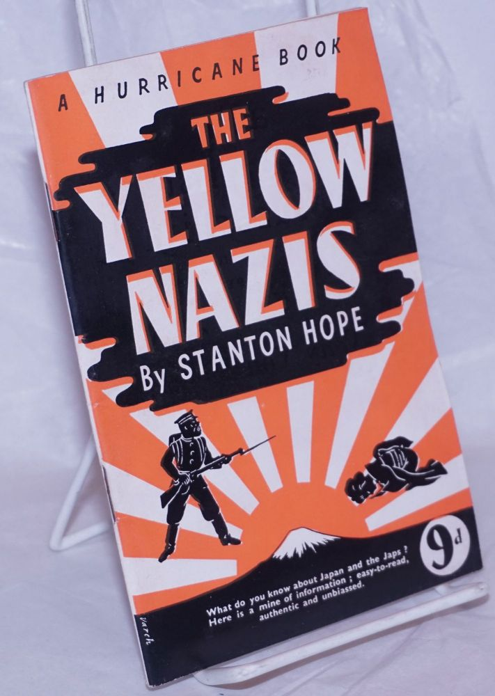 The yellow Nazis. Stanton Hope.