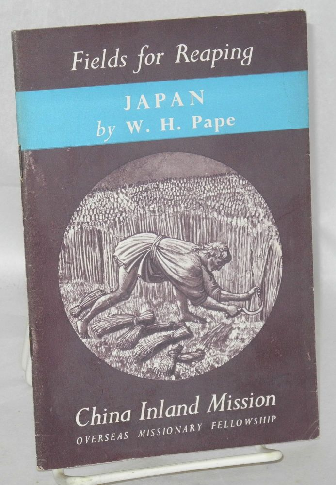 Japan: the Land of the Rising Sun. William Herbert Pape.