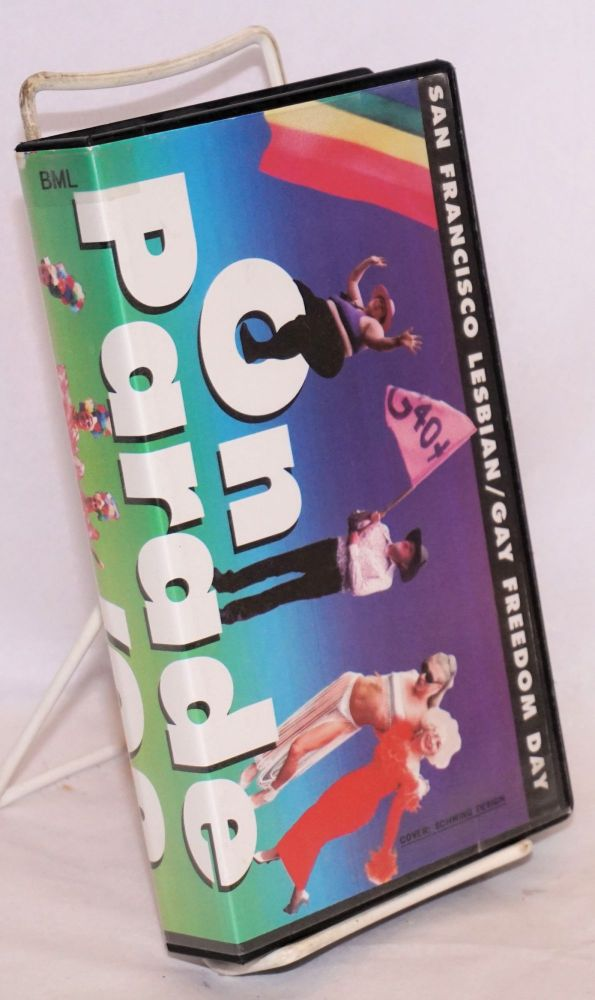 On Parade '93: San Francisco Lesbian/Gay Freedom Day [VHS cassette]