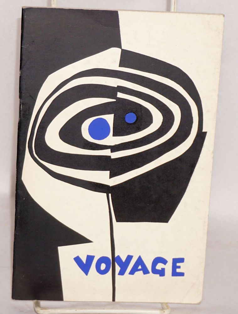 Voyage, and other poems. Onwuchekwa Jemie.