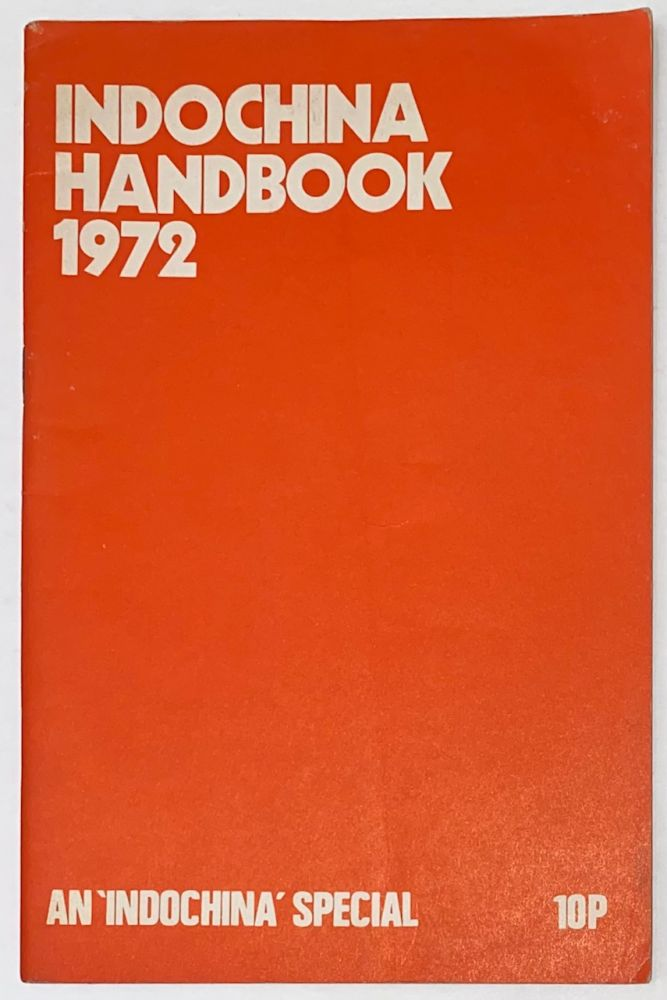 'Indochina' handbook 1972