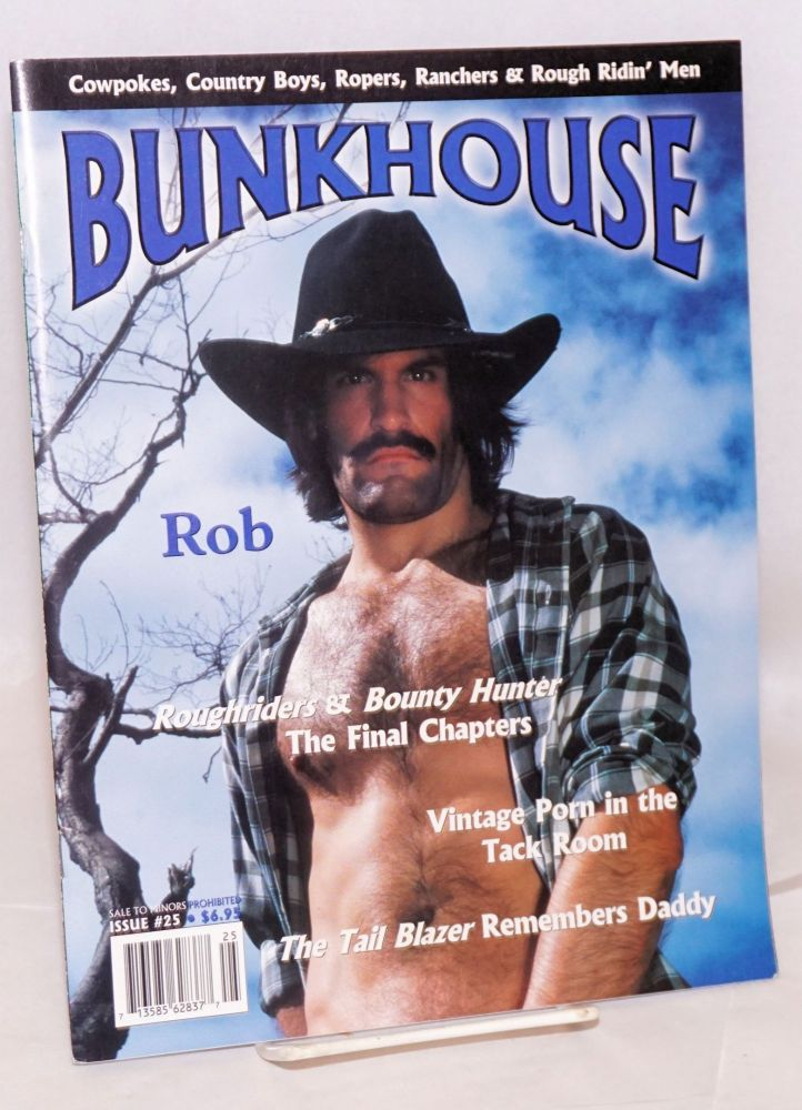 Bunkhouse: issue 25, March 2000. Peter Millar.