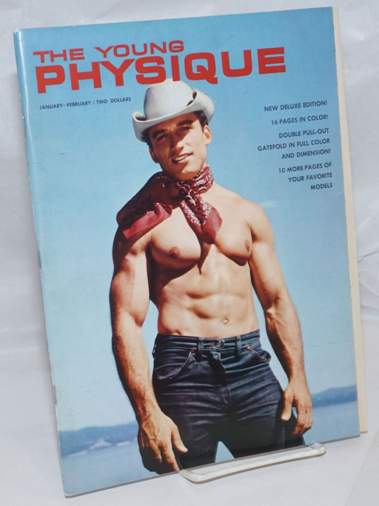The young physique vol. 5, no. 4 January-February 1964