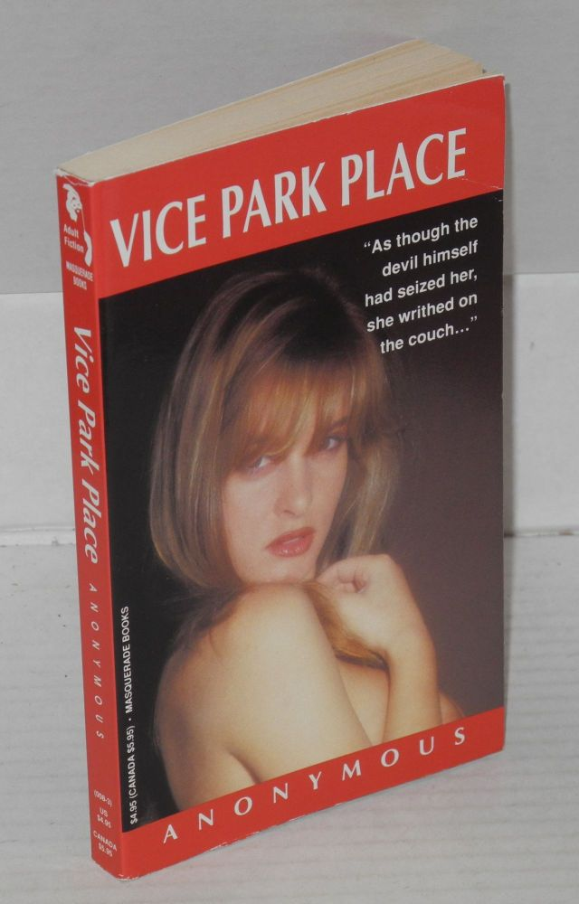 Vice Park Place. Anonymous, Mary Love.