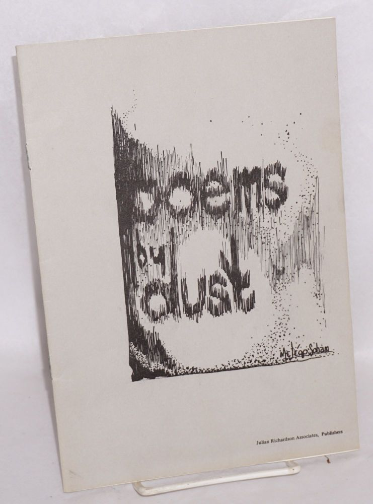 Poems by Dust. Illustrated by Metego. Welvin Stroud, as Dust.