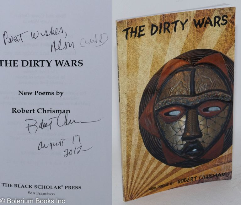 The Dirty Wars new poems. Robert Chrisman.
