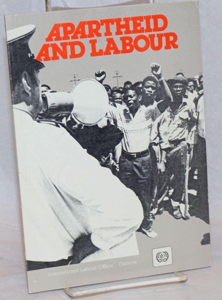 Apartheid and labour: a critical review of the effects of apartheid on labour matters in South Africa