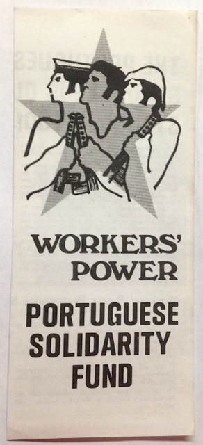 Portuguese Solidarity Fund. Workers' Power.