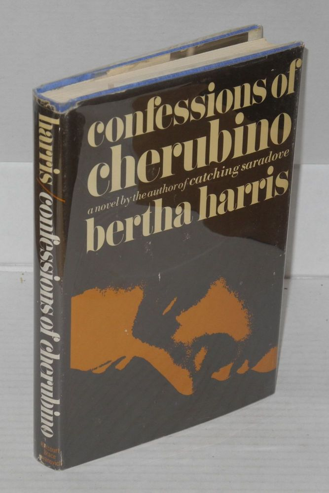 Confessions of Cherubino. Bertha Harris.