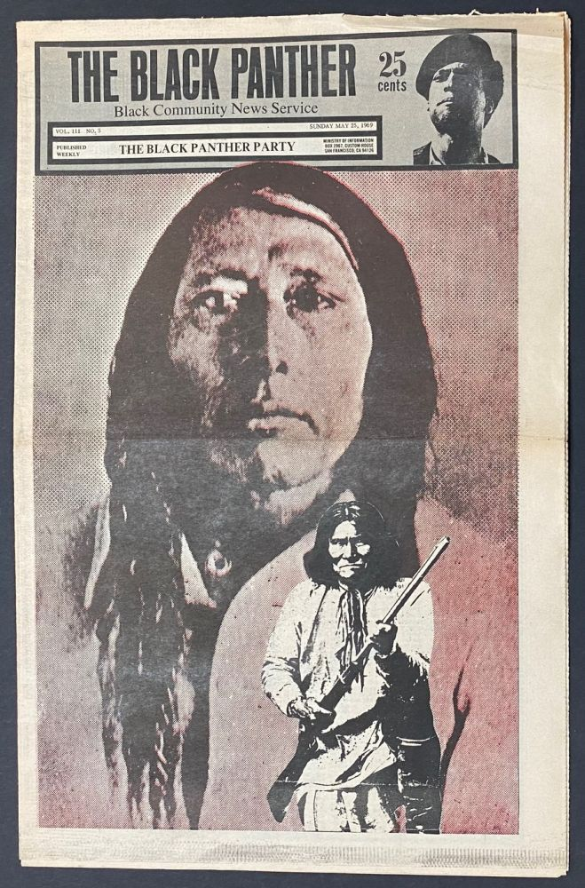The Black Panther Black Community News Service vol. III, no. 5, Sunday, May 25, 1969