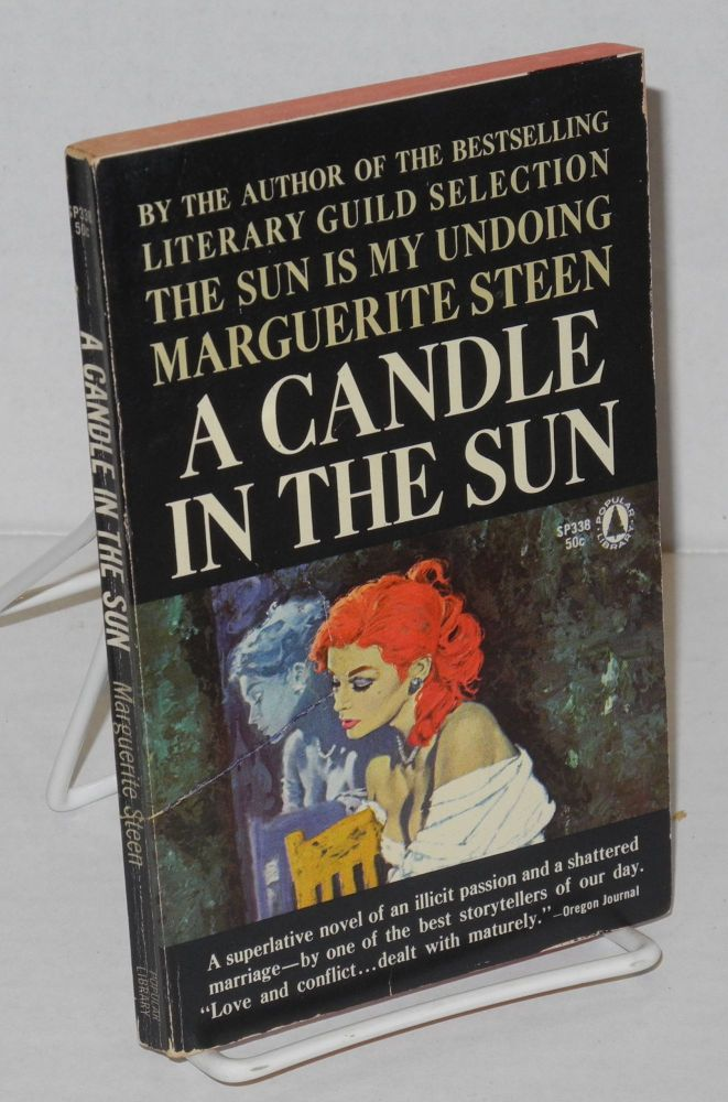 A candle in the sun. Marguerite Steen.