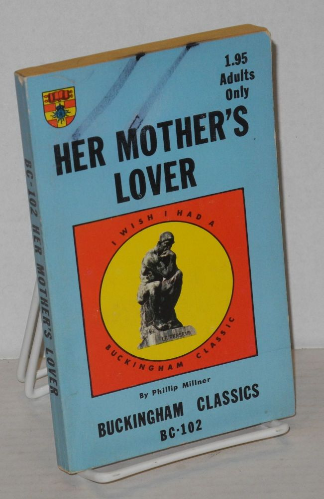 Her mother's lover. Phillip Millner.