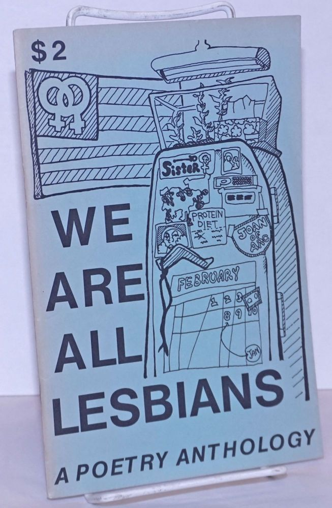 We are all lesbians: a poetry anthology