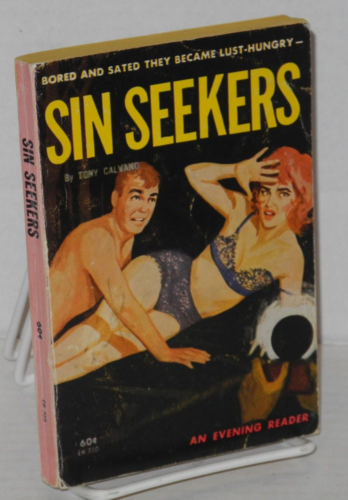 Sin seekers. Tony Calvano, Thomas Ramirez.