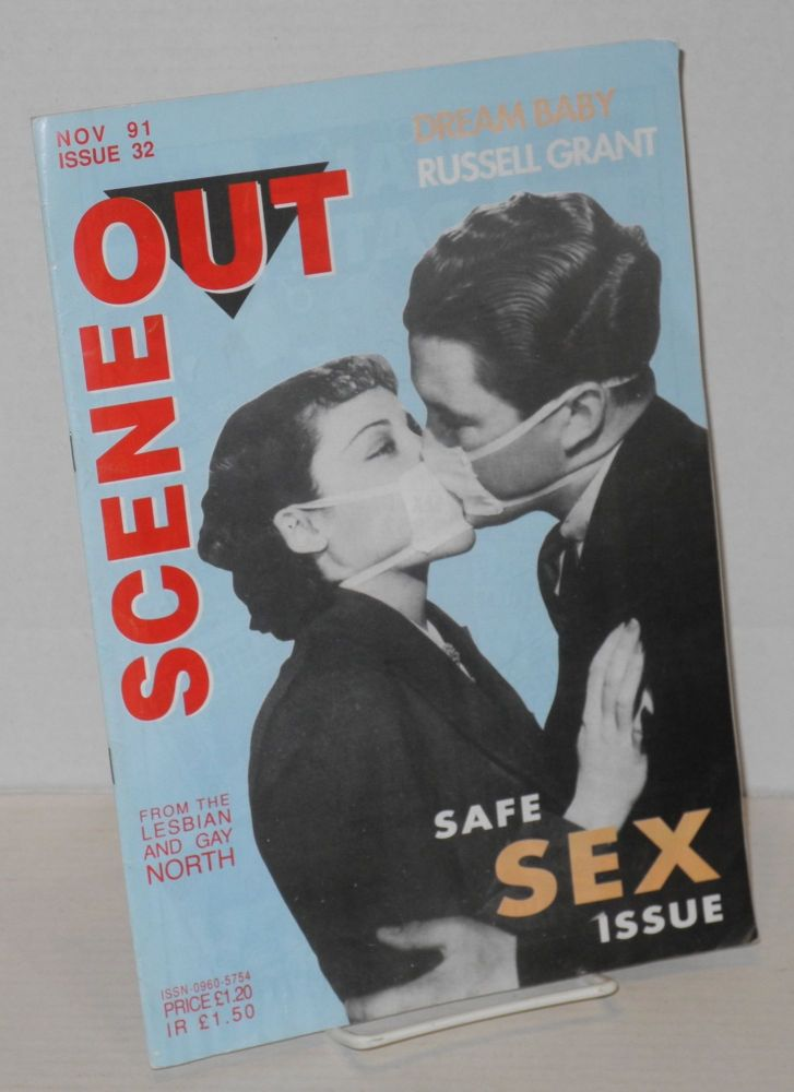 Scene out: issue #32, November 1991. Lee Allum.