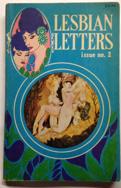 Lesbian letters. Issue no. 2