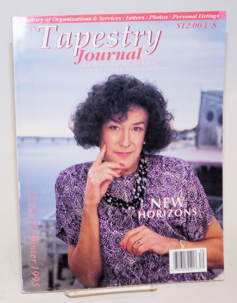 TV/TS tapestry journal: for all persons interested in cross-dressing and transsexualism, issue #70 Winter 1995