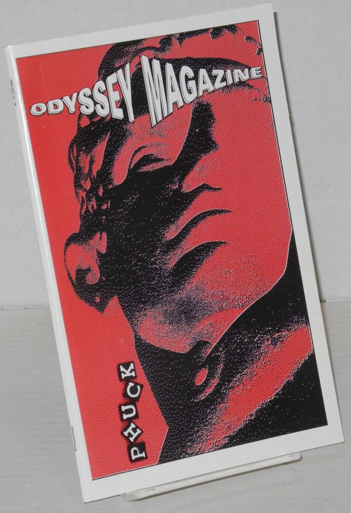 Odyssey magazine: vol. two, #7, May 21 - June 3, 1993. Guillaume D'Idaho.