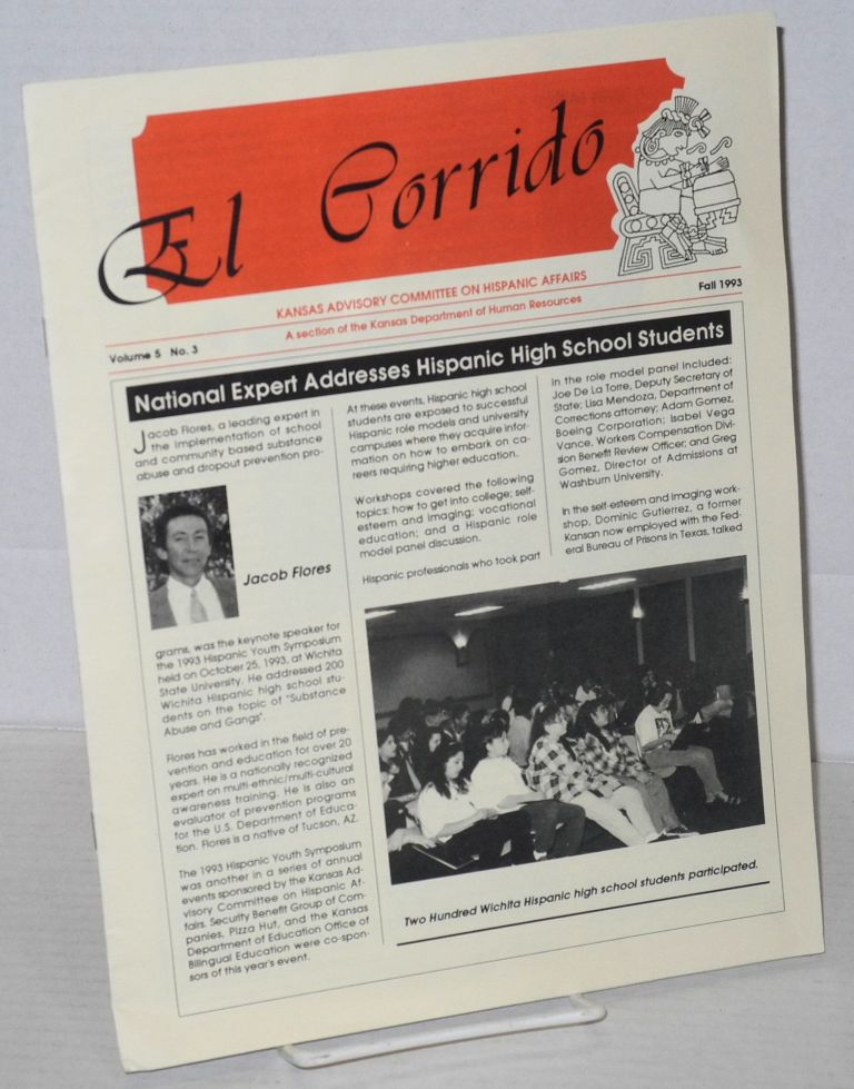 El Corrido: vol. 5, #3, Fall 1993