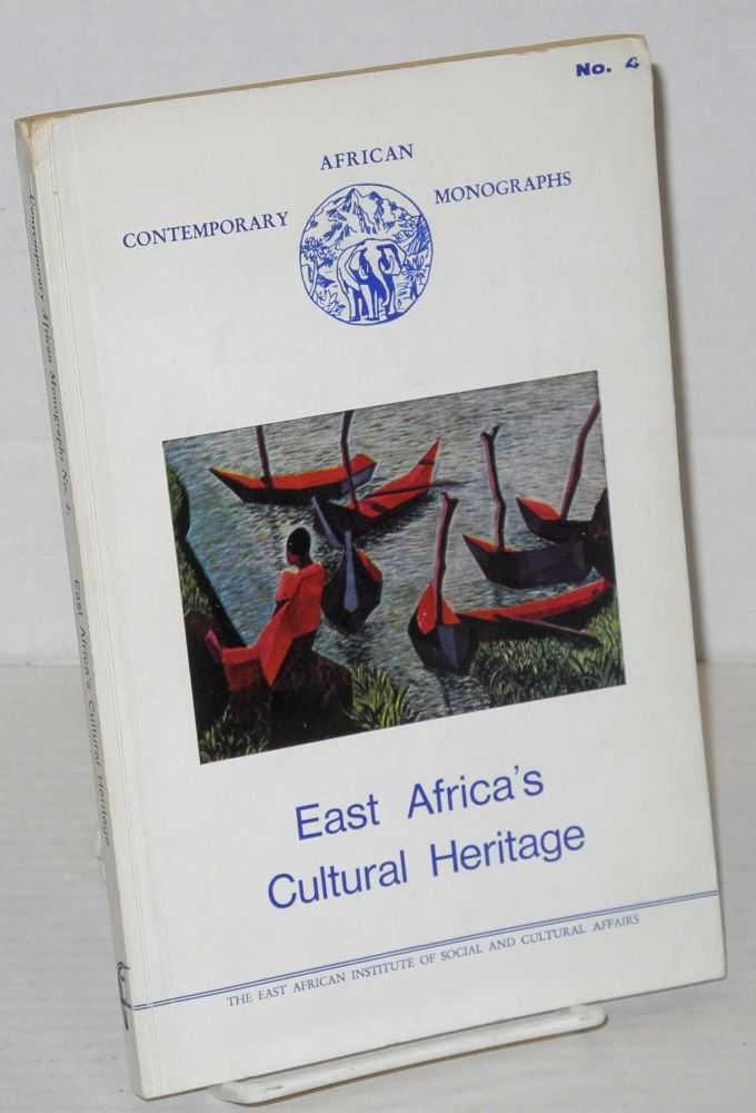 East Africa's Cultural Heritage