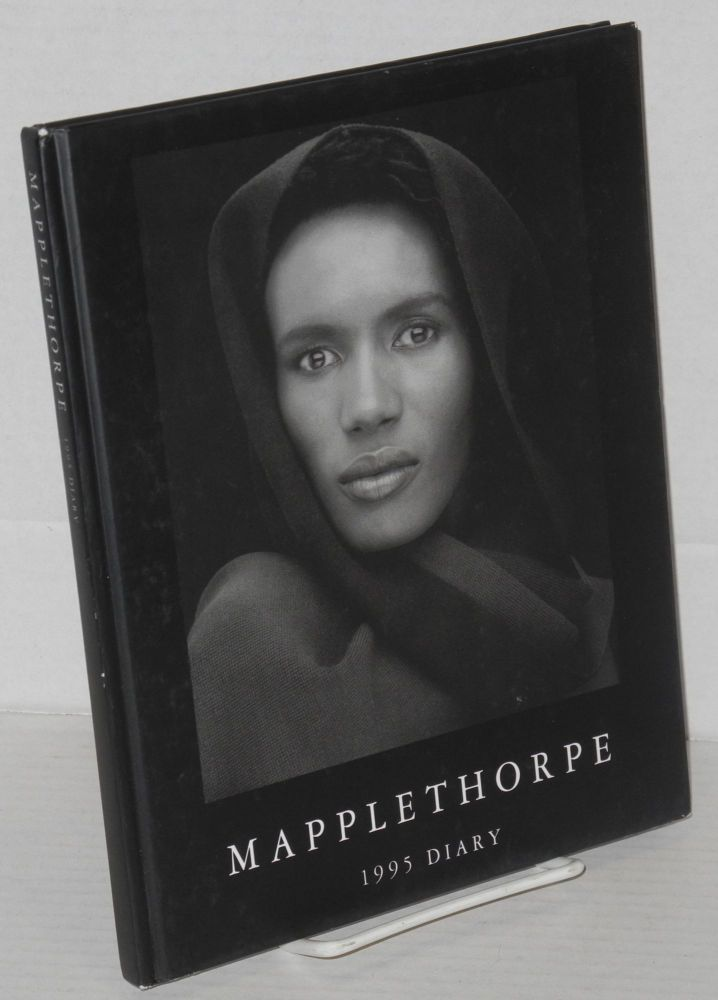 Mapplethorpe 1995 diary. Robert Mapplethorpe.