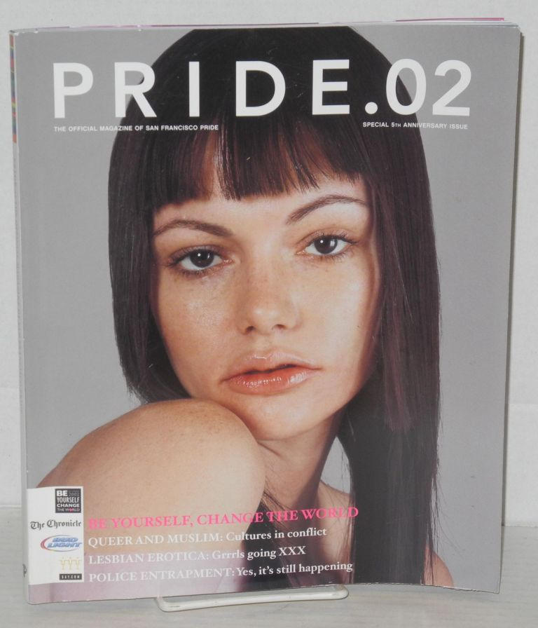 Pride .02: the official magazine for San Francisco Pride