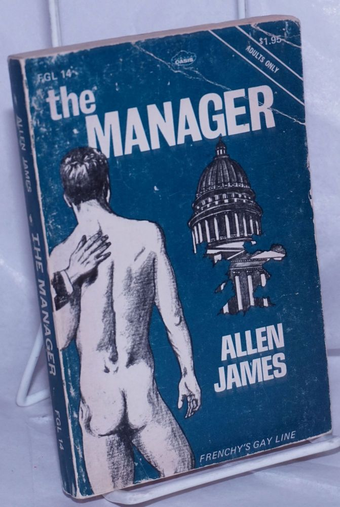 The manager. Allen James.