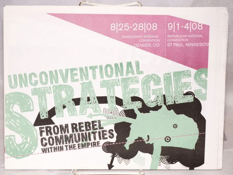 Unconventional strategies from rebel communities within the empire