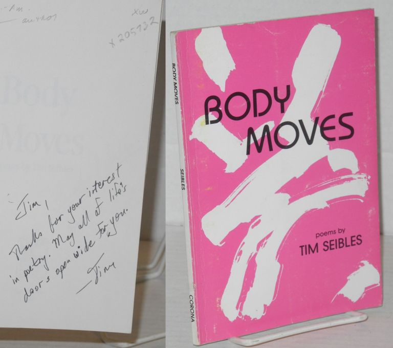 Body Moves Poems. Tim Seibles.