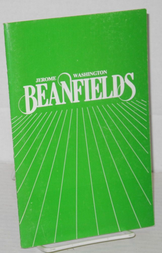 Beanfields. Jerome Washington.