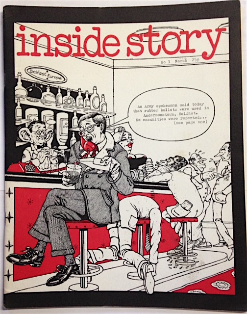 Inside story [12 issues]