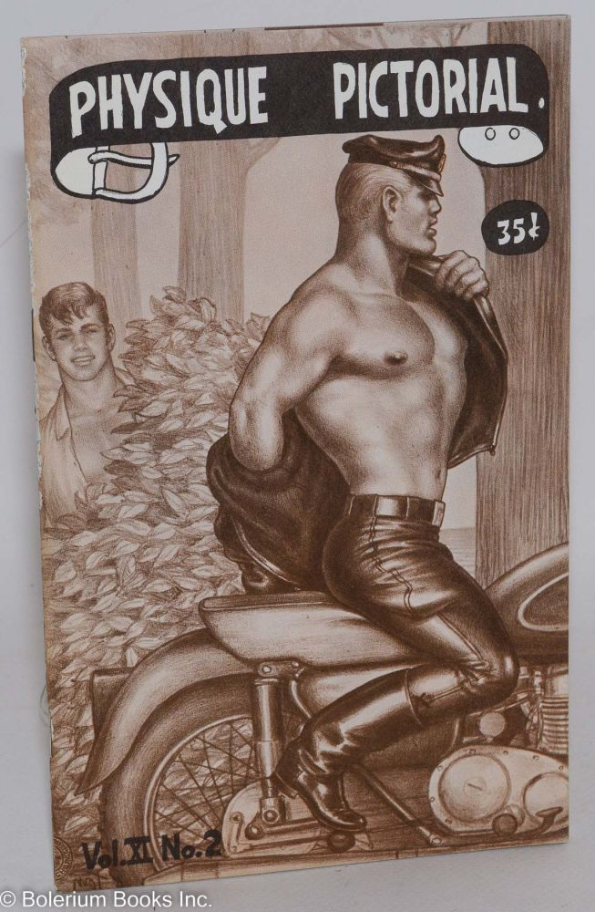 Physique pictorial: vol. 11, #2, November 1961. Tom of Finland.