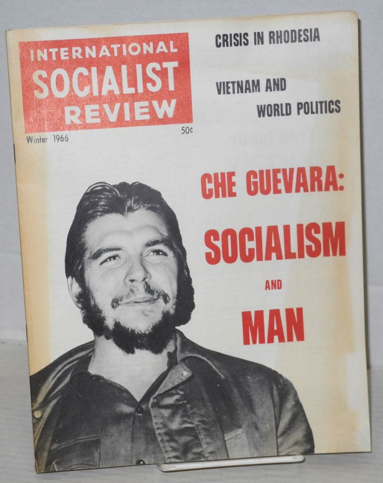 International Socialist Review, vol. 27, nos. 1-4 [all issues for 1966]