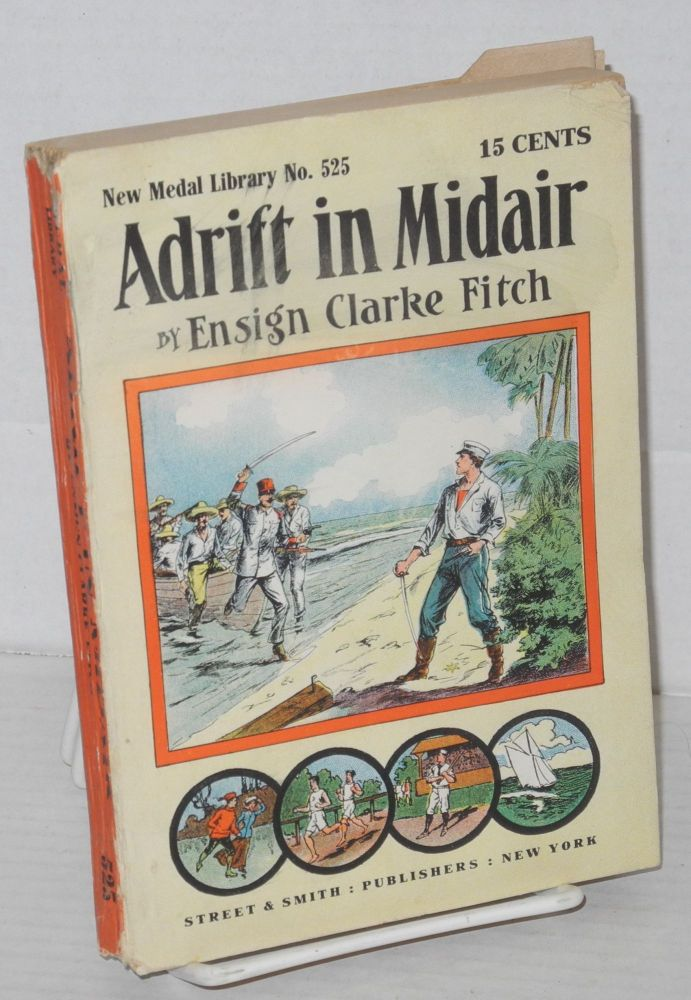 Adrift in midair or through fire to glory. Upton as Sinclair, Ensign Clarke Fitch.