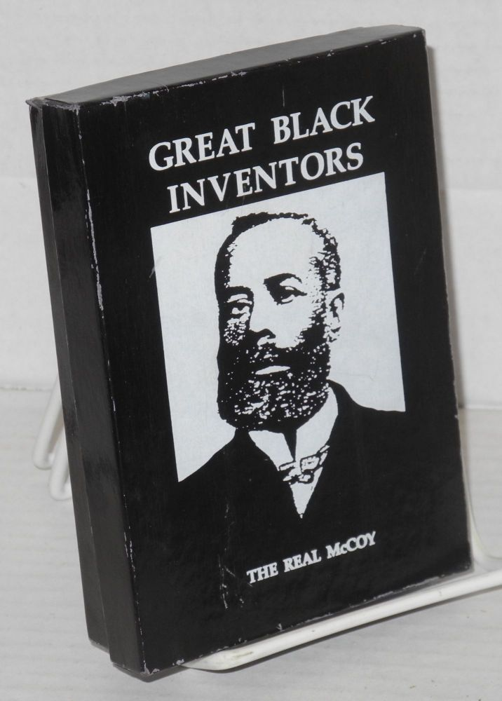 Great Black inventors: card pack & poster