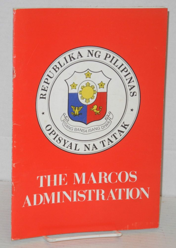 The Marcos administration