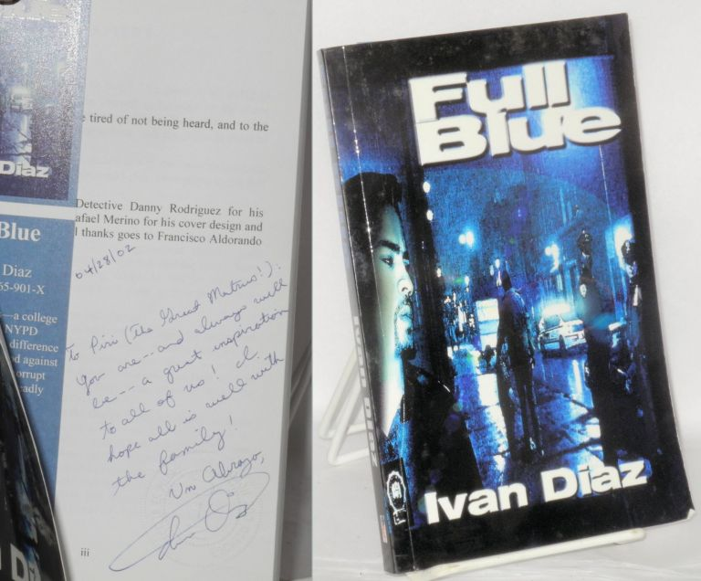 Full Blue. Ivan Diaz.