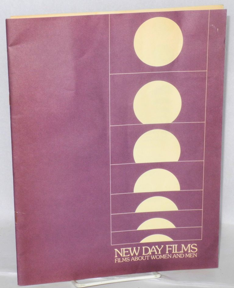 New Day Films: films about women and men [catalogue]