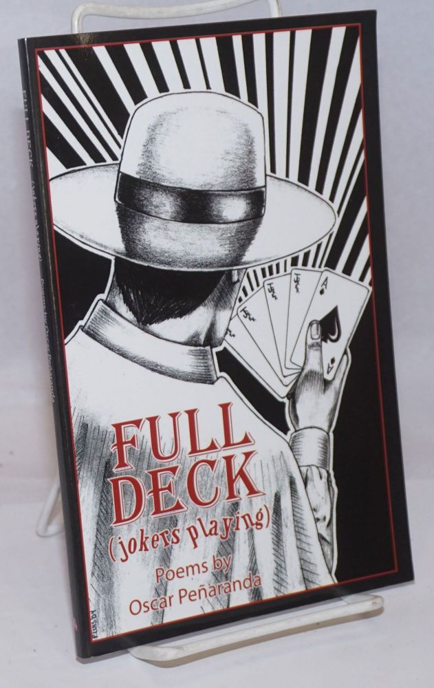 Full Deck (jokers playing). Oscar Peñaranda.