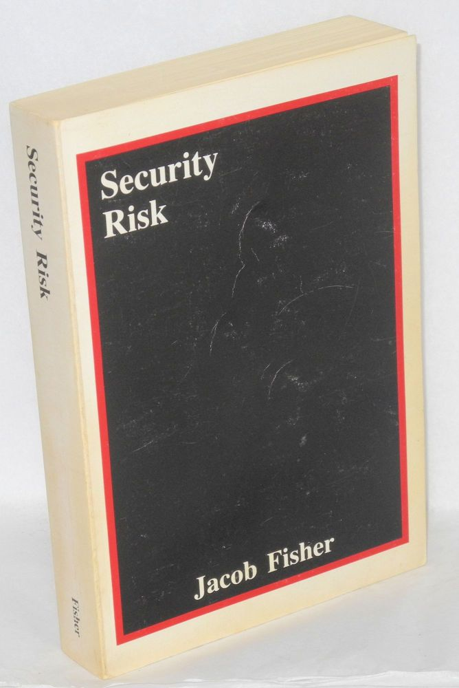 Security risk. Jacob Fisher.