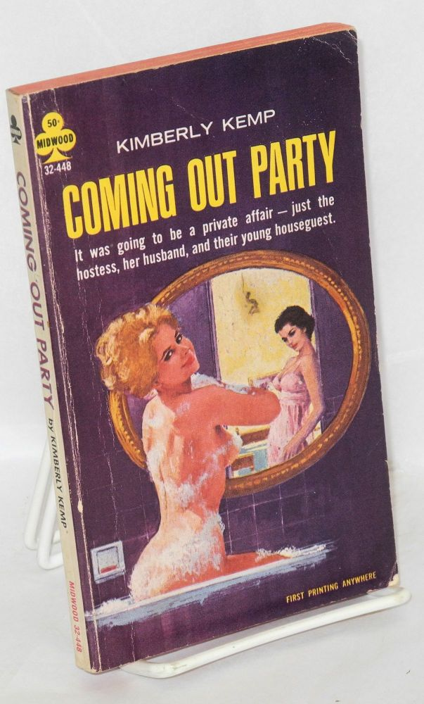 Coming out party. Kimberly Kemp, Gil Fox, Paul Rader?