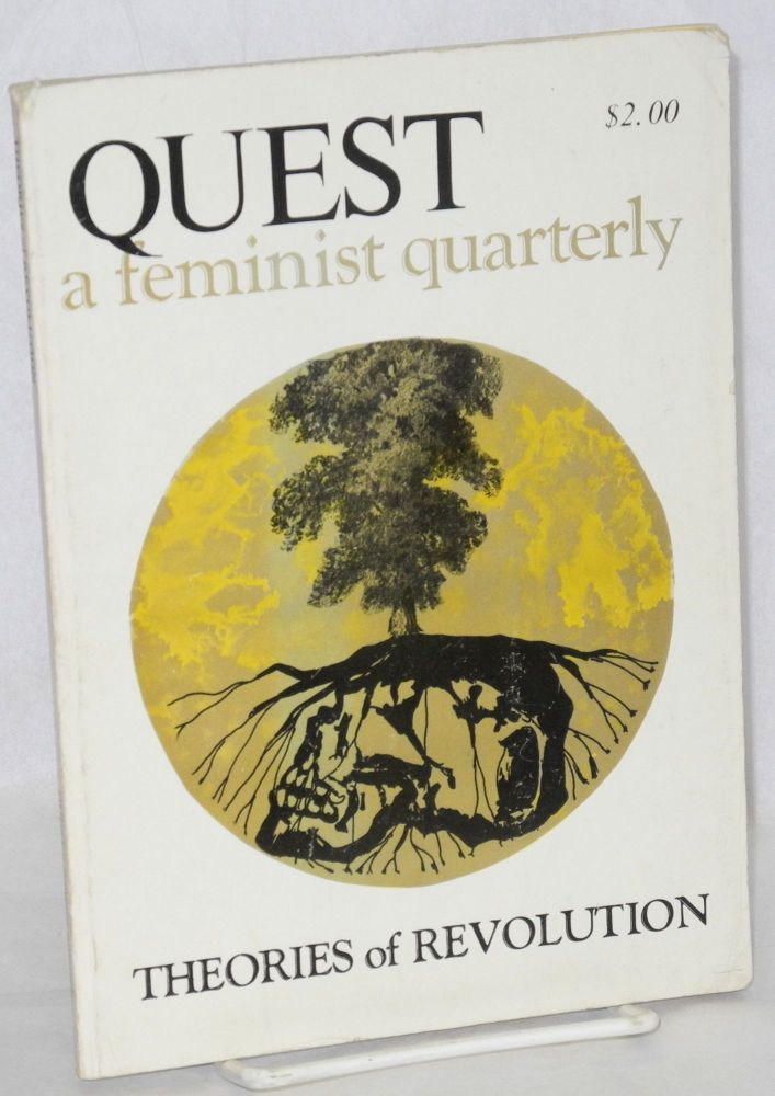 Quest: a feminist quarterly; vol. 2 no. 2, Fall, 1975: theories of revolution