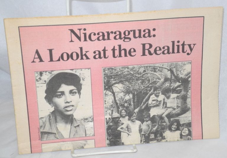 Nicaragua: a look at the reality Updated edition. Dolly Pomerleau, Maureen Fiedler.