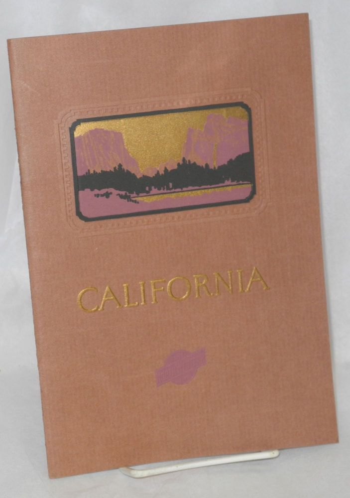 California; issued by the Chicago & North Western Ry. Union Pacific System