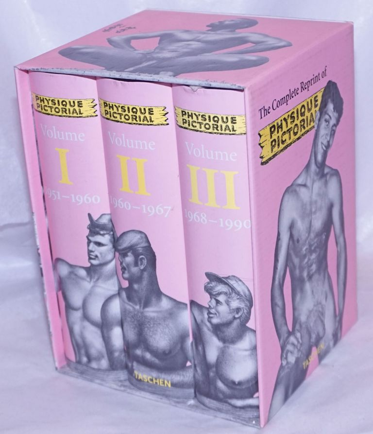 The Complete Reprint of Physique Pictorial 1951-1990