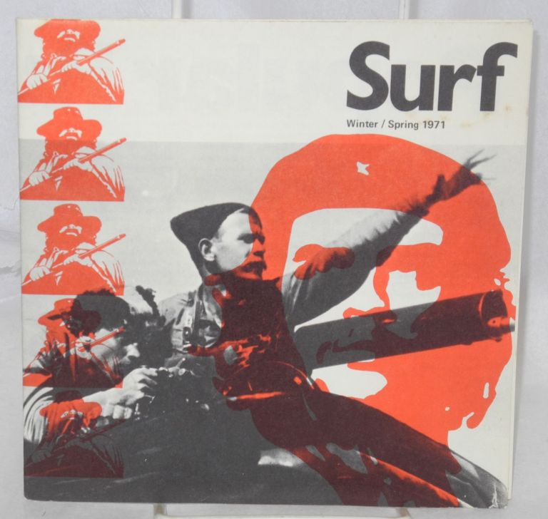 Surf: winter/spring 1971; [calendar/broadside]