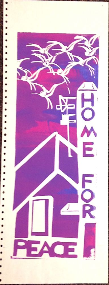 Home for Peace [poster]