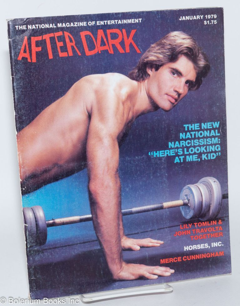 After Dark: the national magazine of entertainment vol. 11, #9, January 1979. William Como.